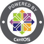 [ Powered by CentOS Linux ]